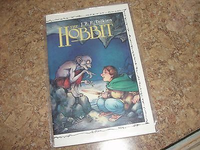 1992 JRR Tolkien The Hobbit  David Wenzel NEW