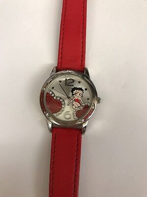 Women's Betty Boop Watch