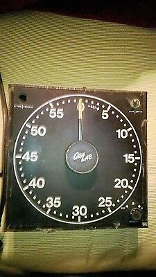 Vintage Gra Lab Photographer's Timer