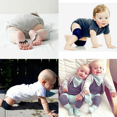 Safety Crawling Protective Knee Elbow Pads for Toddler Baby Infant Kid Anti-Slip