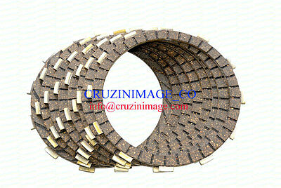 79-82 Honda Cb750F Fz Fa F2C Clutch  Plate Set 8 Friction Plates Include Cd1149