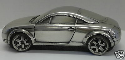 Audi TT in PEWTER by Compulsion Gallery