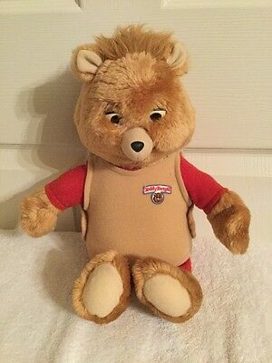 Vtg 1985 Teddy Ruxpin Worlds of Wonder & The Airship Tape - NEEDS REPAIR--AS IS