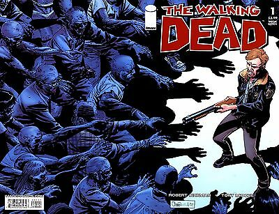 THE WALKING DEAD DIGITAL COMIC ISSUES 1 to 167 DVD ROM