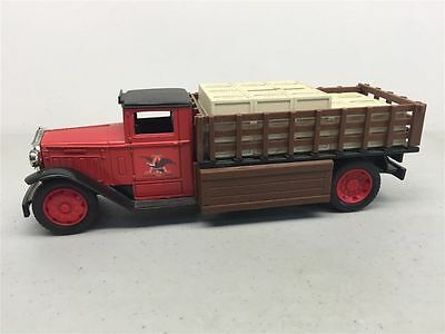1995 Ertl 1930 Anheuser-Busch Delivery Truck Diecast Metal Bank 1-34 scale