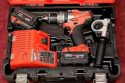 Milwaukee 2603-20 M18 Drill Kit w/ Case, Extra Battery - FREE SHIPPING!