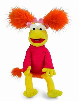 Manhattan Toy Fraggle Rock Soft Toy  Red