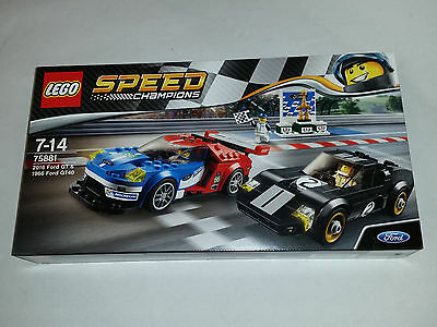 Lego Speed Champions   Ford Gt  Ford Gt New Misb