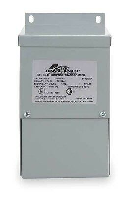 Acme T-1-81048 100 Va Buck Boost Transformer 100 Watt