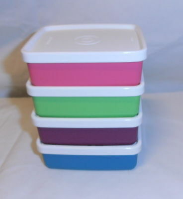 BNIP TUPPERWARE SNACK ON THE GO SET limited release colour