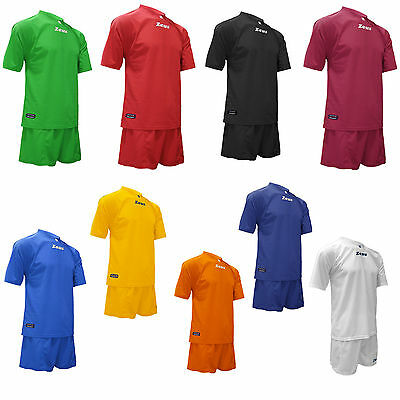 Kit Promo Zeus Completino Calcetto Calcio Allenamento Football Partita Sport