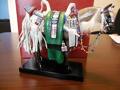 NIB New in Box Trail of Painted Ponies Ceremonial Pony 1E/1209!
