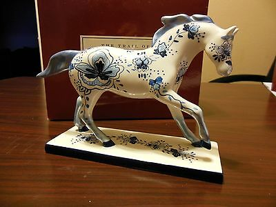 - NIB New in Box Trail of Painted Ponies Serenity  1E/4180!