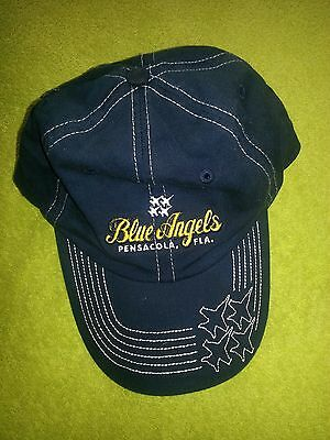 Blue Angels Gear For Sports Adjustable Hat Baseball Cap One Size Fits Most