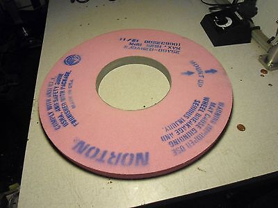 "Norton Grinding Wheel 20"" x 1.25"" x 8"""