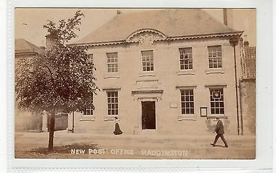 NEW POST OFFICE, HADDINGTON: East Lothian postcard (C25741)
