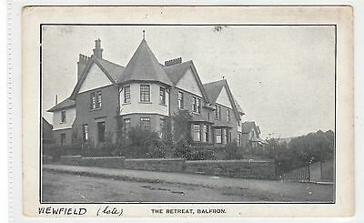 THE RETREAT, BALFRON: Stirlingshire postcard (C26130)