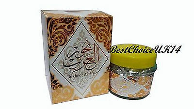 Bukhoor Al Arab 80g by Suroori Home Fragrance Incense Smell Bakhoor