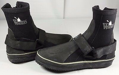 Men's Water Rafting Surf Beach Kayak Shoes by Warmers Mint! Size 10