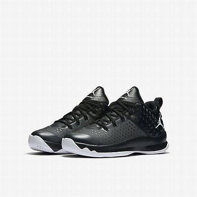 NEW! Nike Jordan Extra Fly BG Youth Basketball Trainer Shoes Anthracite Size 6.5