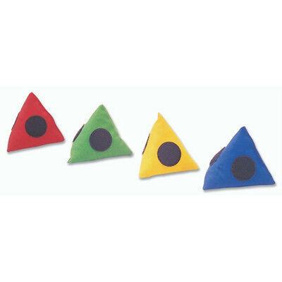 Pyramid Bean Bags with Velcro