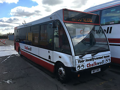 Optare Solo - 2 x 1999 DDA Compliant with 31 Belted Seats £6,450 + VAT Each