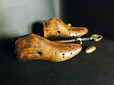 2 Antique Shoe Stretchers