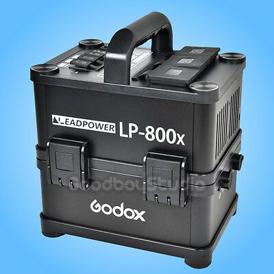 [EXPEDITED] Godox LP-800X Portable Outdoor Output Inverter Power Battery 220V