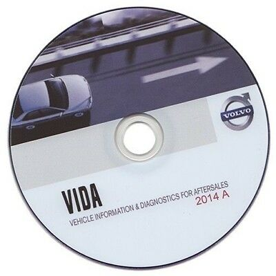 Volvo VIDA 2014 riparazioni e ricambi - repair and spare parts
