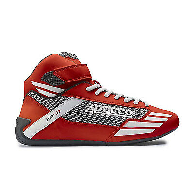 Sparco Italy Mercury KB-3 Shoes red - 41 (7.5 UK) (8 US)