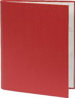 Guildhall Red Ring Binder File Folder A4 | Pack of 10
