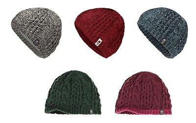THE NORTH FACE Women's Cable Minna Beanie Hat - Wool/ Acrylic Blend