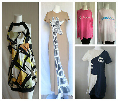 Wholesale Lot 25pc Assorted New Summer Tops Dresses Womens Clothing Liquidation