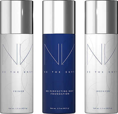 JEUNESSE NEW NV Prime BB Flawless, Perfecting Mist Foundation