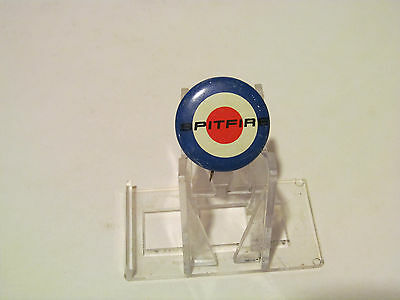 Triumph Spitfire Pin Sports Car Pinback Button Vintage 1960's Rare