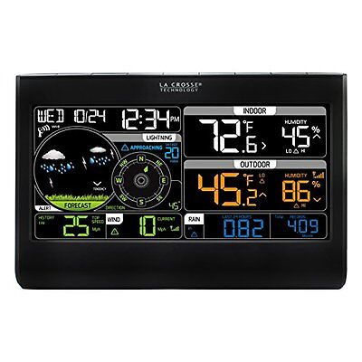 Lacrosse 328-2314 Professional Weather Station