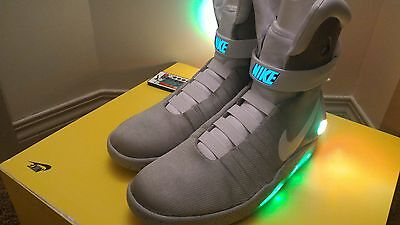sz12 Air mag shoes 2017ver brand new condition with remote fast ship LAST PAIR