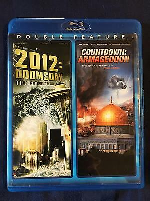 2012: Doomsday - Countdown: Armageddon (Blu-ray, Double Feature) - BLU17