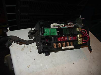 Ford-Fiesta-Mk4-12-Y-Reg-Fuse-Box Where Is The Fuse Box On A Ford Focus Y Reg on
