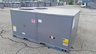 Commercial 7.5 Ton Ac Cooling Only / Electric Heat Packaged Unit 460 V 3 Phase