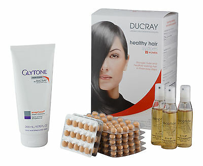 Ducray Healthy Hair System Women. Sealed Fresh