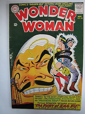 Wonder Woman #158 (Nov 1965, DC) [VG/FN 5.0]