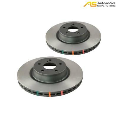 DBA513S Brake Disc Rotor Pair 4X4 Survival Series T2 Slotted DBA