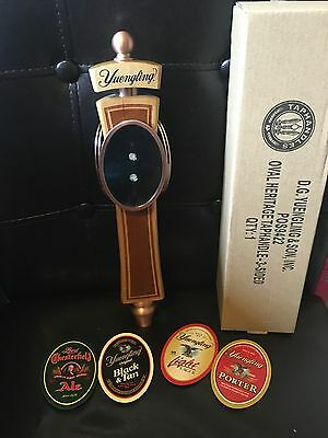 "Yuengling Brewing Lager Interchangeable Tap Handle 12"" Brand New !!!"