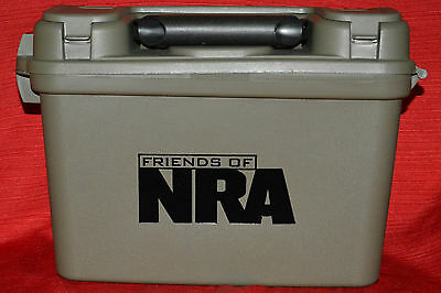 NEW Flambeau Ammo Gear Can Case Tray FNRA NRA Friends National Rifle Association