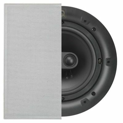 """Q Acoustics QI-PRO-65S-ST-SQ Professional 6.5"""" In Ceiling Speakers Single Stereo"""
