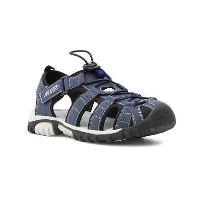 Mercury Mens Navy Closed Toe Strappy Sandal - Sizes 6,7,8,9,10,11,12