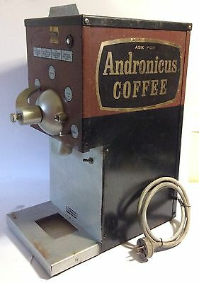 Vintage Commercial Climax Coffee Grinder