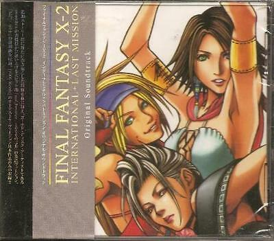 MICA-0136 Final Fantasy X-2 International + Last Mission Miya Records CD
