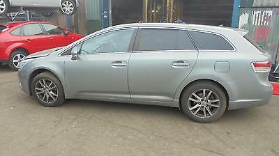 toyota avensis 2010 fuel flap 1g6 grey (ALSO BREAKING WHOLE CAR)